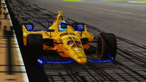 Andretti Pole-pozíció Indianapolisban - Ground Effect