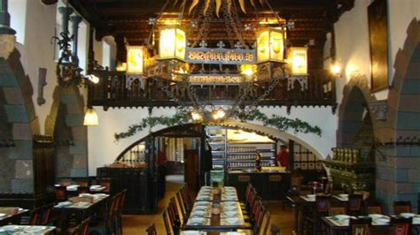 The great hall where we ate
