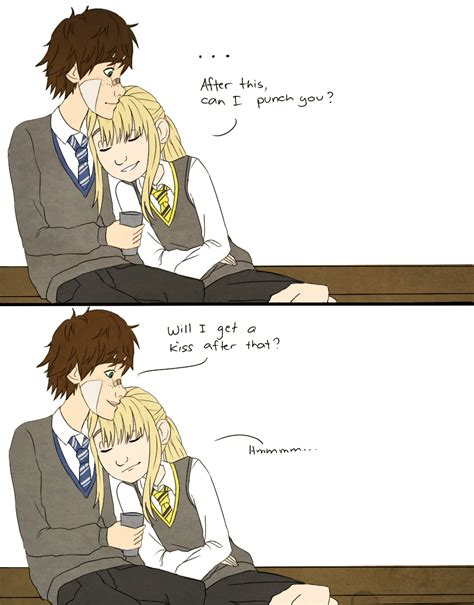 Astrid and Hiccup in Hogwarts, Part 9/9   How To Train