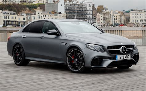 2017 Mercedes-AMG E 63 S (UK) - Wallpapers and HD Images