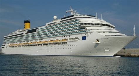 Costa Serena - Itinerary Schedule, Current Position