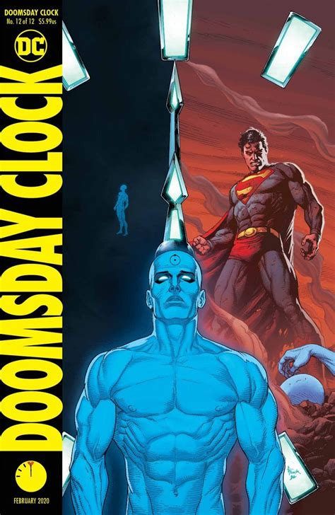 Comic Book Preview - Doomsday Clock #12