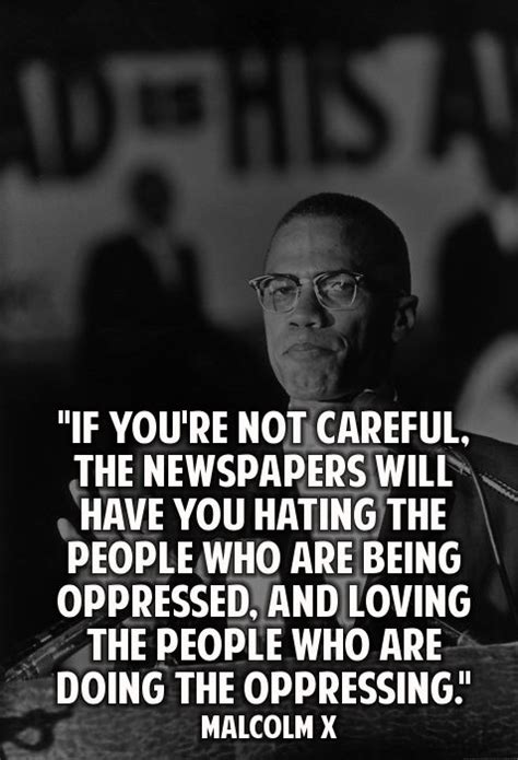 Malcolm X Quotes On Justice