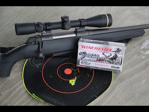 Winchester XPR 270 Winchester Bolt-Action Rifle