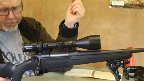 Winchester XPR bolt action rifle - YouTube