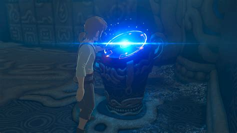 Zelda: Breath of the Wild Looks Gorgeous Running At 4K On