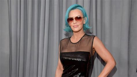 Jenny McCarthy Reveals Reason for Her Bold Blue Hair at