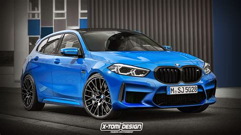 BMW 2 Series Coupe Rendered Using FWD Platform, M235i Look