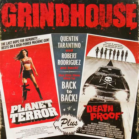 October 25: Grindhouse (Midnight Show) | New Beverly Cinema
